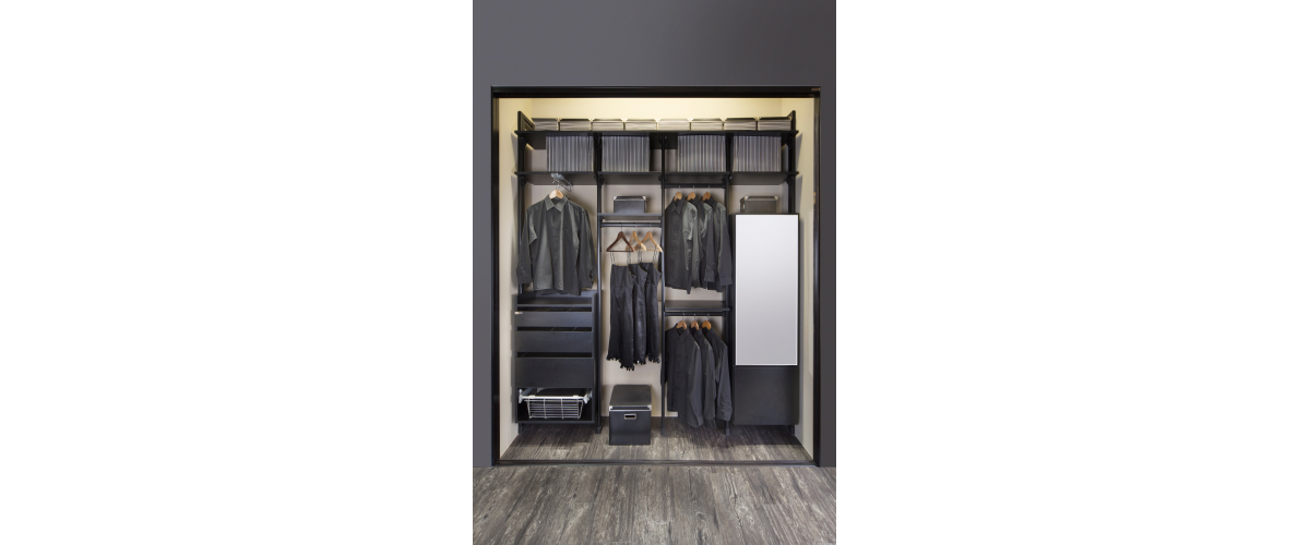 Useful Design Thoughts To Arrange Your Wardrobe Closets